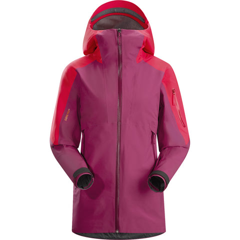 Arcteryx Women's Sentinel Jacket Rose Pink at Hilton's Tent City in Boston, MA