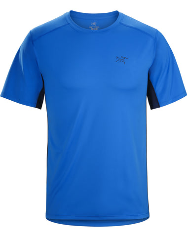 Arcteryx Men's Ether Crew Short Sleeve - Hilton's Tent City