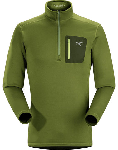 Arcteryx Rho AR Men's Zip Neck - Hilton's Tent City