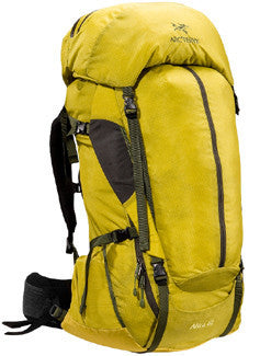 ArcTeryx Women's Altra 62 Backpack - Hilton's Tent City