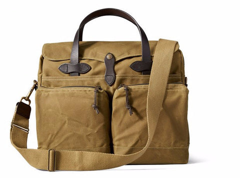 Filson 24-Hour Tin Briefcase - Hilton's Tent City