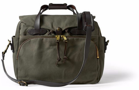 Filson Padded Computer Bag - Hilton's Tent City