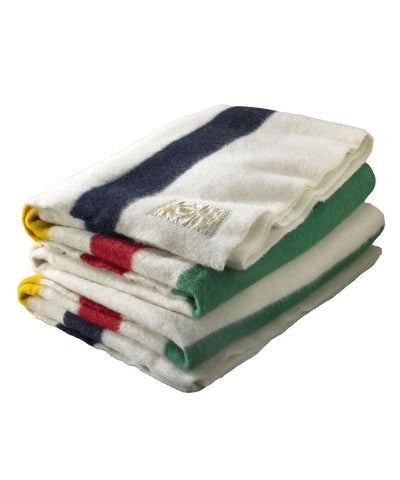 Hudson's Bay 8 Point King Size Blanket - Hilton's Tent City