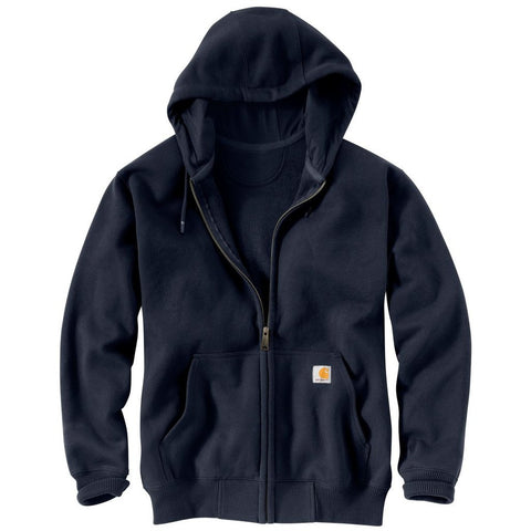 Carhartt Rain Defender®Paxton Heavyweight Hooded Zip Front Sweatshirt - Hilton's Tent City