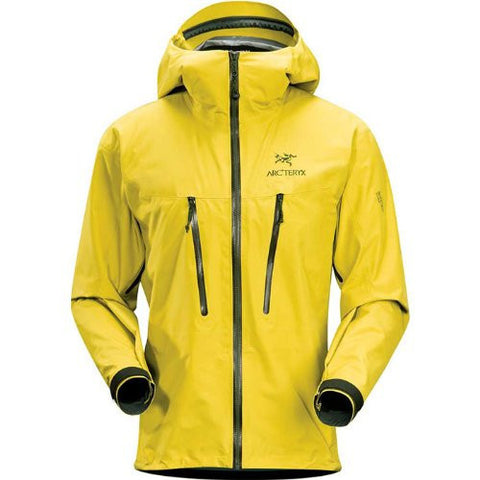 Arcteryx Alpha LT Men's  Jacket - Hilton's Tent City
