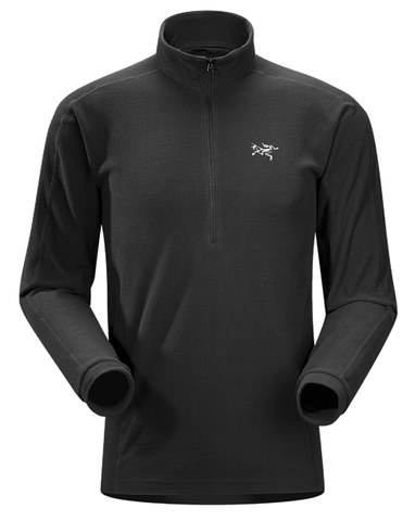 Arcteryx Delta LT Zip Neck Men's - Hilton's Tent City