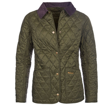 Barbour Annandale Quilted Jacket - Hilton's Tent City