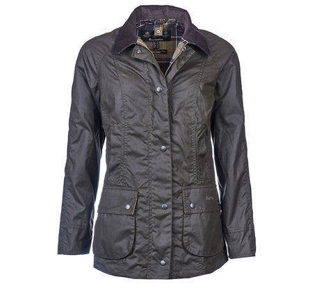 Barbour Classic Beadnell Wax Jacket - Hilton's Tent City