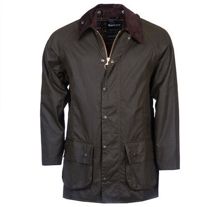 Barbour Classic Beaufort Wax Jacket - Hilton's Tent City