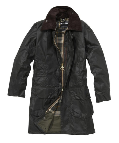 Barbour Border Wax Jacket - Hilton's Tent City