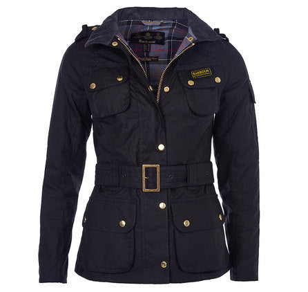 Clothing - Barbour Ladies International Wax Jacket