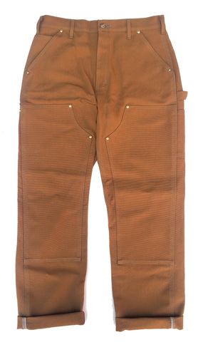 Carhartt Double Front Work Dungarees B01 - Hilton's Tent City