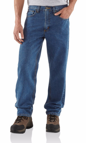 Clothing - Carhartt Relaxed-Fit Jean B160