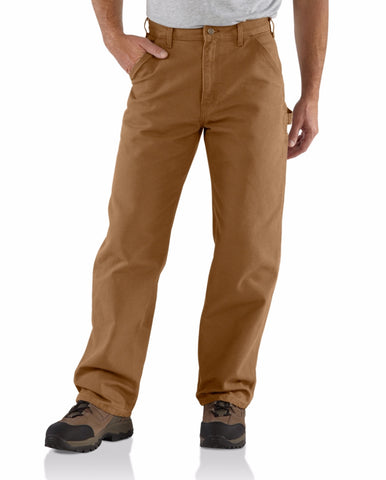 Clothing - Carhartt Washed Duck Work Dungaree B11