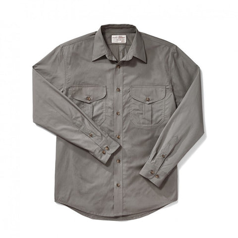 Filson Feather Cloth Shirt - Hilton's Tent City