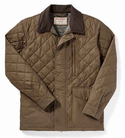 Clothing - Filson Quilted Mile Marker