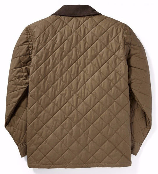 Filson Quilted Mile Marker Discontinued