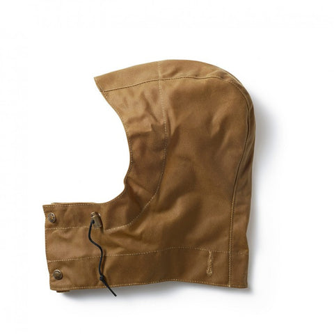 Filson Tin Cloth Hood Style #10011 - Hilton's Tent City