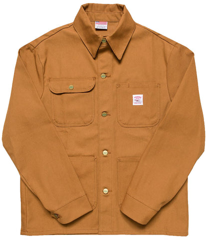 Clothing - Pointer Brand Brown Duck Chore Coat