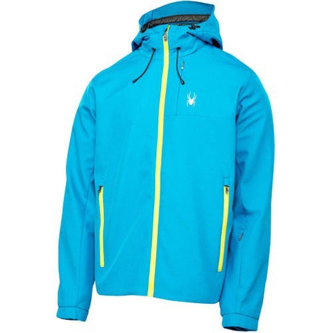 Spyder Men's Grindel Softshell Jacket - Hilton's Tent City