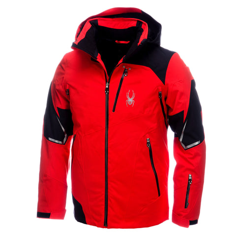 Spyder Men's Leader Jacket - Hilton's Tent City