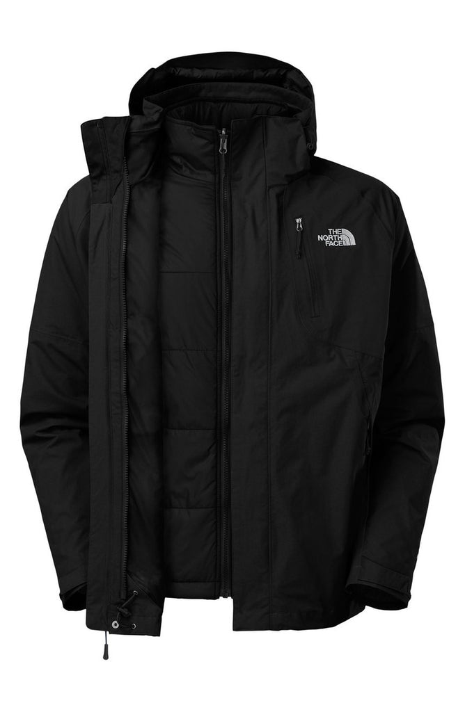 The North Face Men S Carto Triclimate Jacket Discontinued