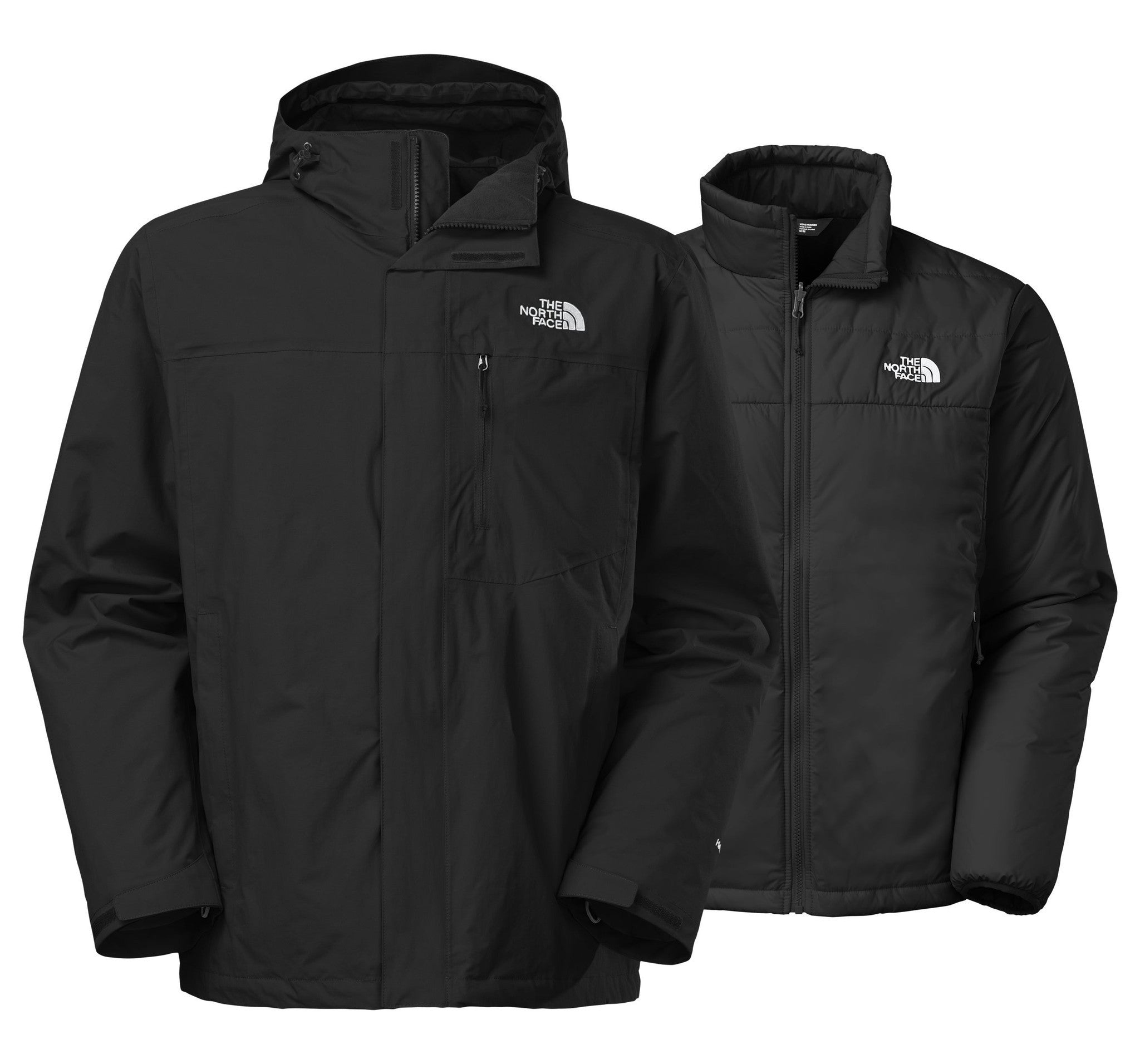 The North Face Men's Carto Triclimate Jacket (Discontinued)