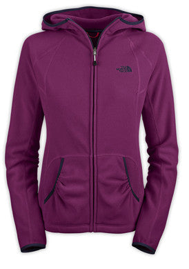 Clothing - The North Face Women's TKA 100 Texture Masonic Hoodie