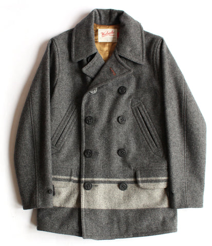 Woolrich Men's Dock Worker Pea Coat (Discontinued) - Hilton's Tent City