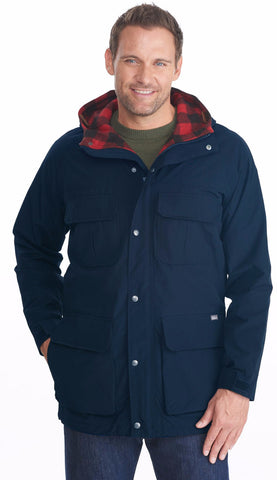 Clothing - Woolrich Men's Mountain Parka
