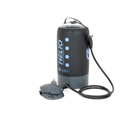 Nemo Equipment Helio Pressure Shower - Hilton's Tent City