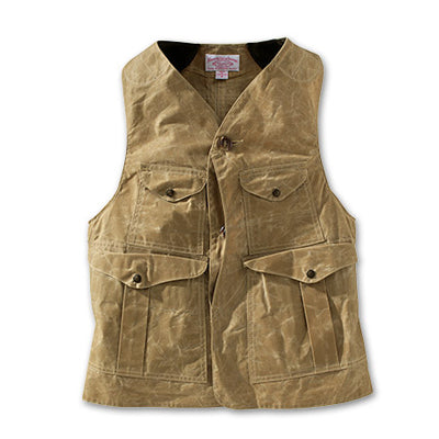 Filson Light Original Hunting Vest (Discontinued) - Hilton's Tent City