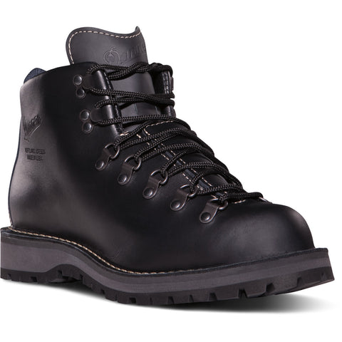"Danner Mountain Light II Hiking Boots 5"" Black - Hilton's Tent City"