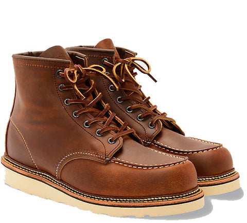Footwear - Red Wing Heritage Classic Moc Boot #1907