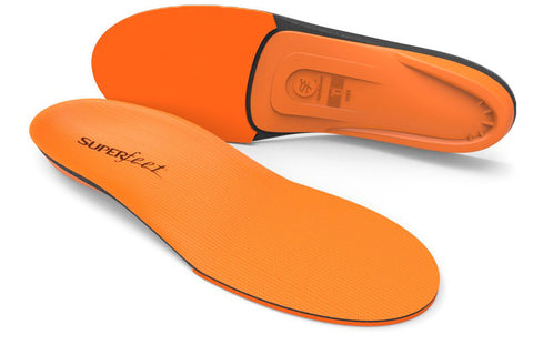 Footwear - Superfeet ORANGE Insoles