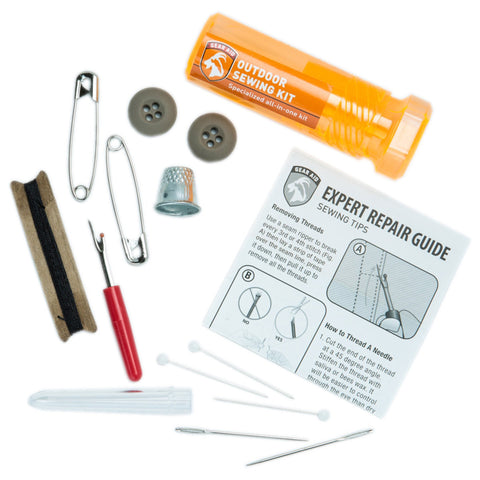 Gear Repair - Gear Aid Outdoor Sewing Kit
