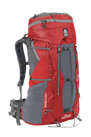 Granite Gear Nimbus Trace Access 60 Backpack Red Moonmist