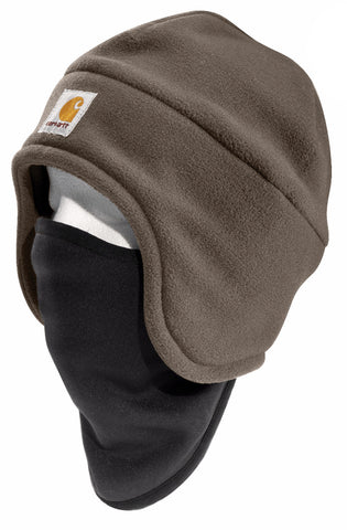 Hats - Carhartt Fleece 2-in-1 Headwear