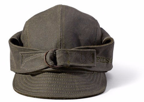 Filson Tin Cloth Wildfowl Hat - Hilton's Tent City
