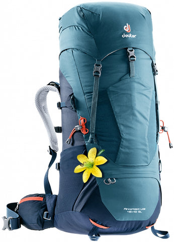 Deuter Aircontact Lite 45+10 SL Women's Backpack - Hilton's Tent City
