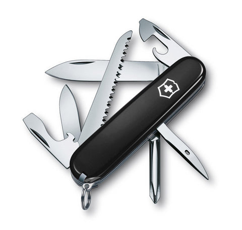 Knives & Tools - Victorinox Swiss Army Camper Knife