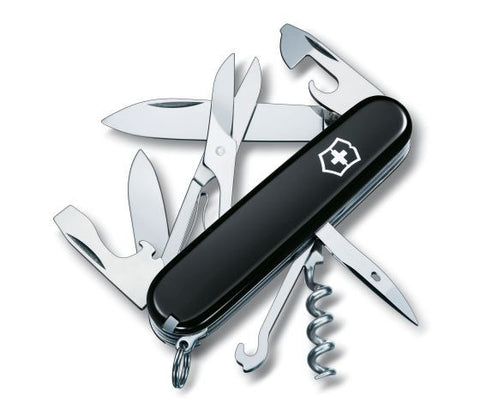 Knives & Tools - Victorinox Swiss Army Climber Knife