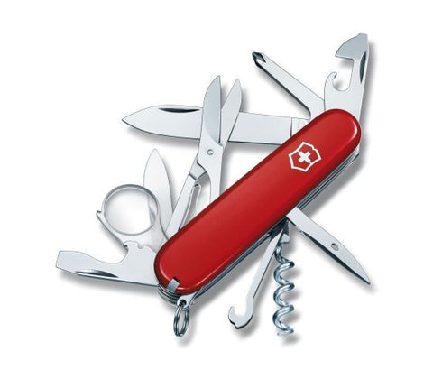 Knives & Tools - Victorinox Swiss Army Explorer Knife