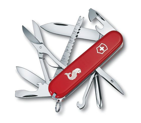 Knives & Tools - Victorinox Swiss Army Fisherman Knife