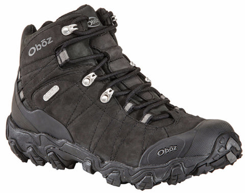 Oboz Bridger Mid BDry Boots Black