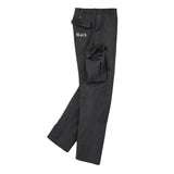 Men's Pants- Rail Riders VersaTac-Light Pants Black