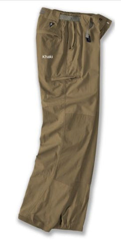 Men's Pants Rail Riders X-Treme Adventure Pants Khaki