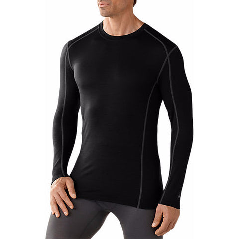 Shirts - Smartwool Men's NTS Micro 150 Long Sleeve Crew