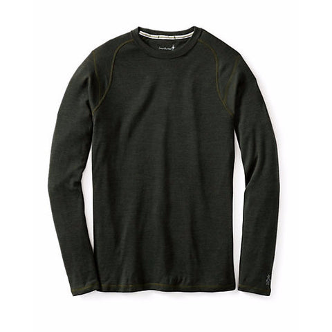 Shirts - Smartwool Men's NTS Midweight Long Sleeve Crew