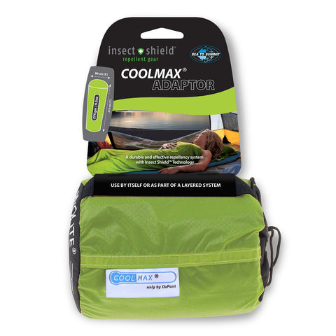 Sea To Summit Adaptor Coolmax® Liner - Insect Shield - Hilton's Tent City